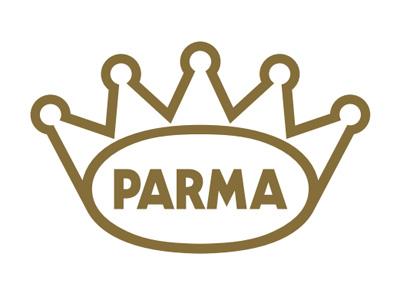 logo korona szynka Prosciutto di parma